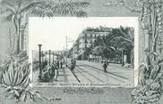 "Algerie CPA ALGERIE ""Alger, square Bresson et Bld Carnot"" / AQUA PHOTO"