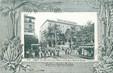 """CPA ALGERIE """"Alger, le Marché aux Fleurs et la rue Bab El Oued, hotel de la Régence"""" / AQUA PHOTO"""