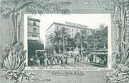 """Algerie CPA ALGERIE """"Alger, le Marché aux Fleurs et la rue Bab El Oued, hotel de la Régence"""" / AQUA PHOTO"""