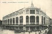 "42 Loire .CPA  FRANCE 42 ""Roanne,  Les grands magasin ""Aux Dames de France"""