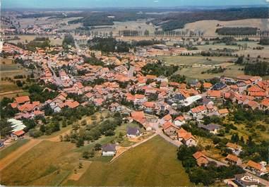 """/ CPSM FRANCE 90 """"Châtenois les Forges, vue panoramique aérienne"""""""