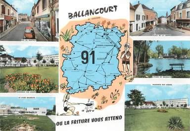 "/ CPSM FRANCE 91 "" Ballancourt"""
