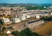 """91 Essonne / CPSM FRANCE 91 """" Dourdan, vue générale aérienne """""""