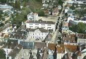 """91 Essonne / CPSM FRANCE 91 """"Longjumeau, la mairie"""""""