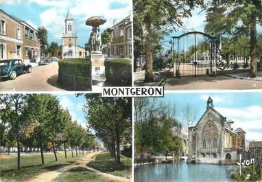 "/ CPSM FRANCE 91 "" Montgeron """