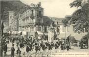"""31 Haute Garonne CPA FRANCE 31 """"Luchon, avenue Carnot, les Gardes en grande tenue"""""""