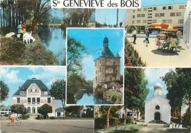"""/ CPSM FRANCE 91 """" Sainte Geneviève des  Bois """""""