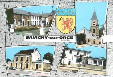 cpsm france 91 savigny sur orge 91 essonne autres communes 91 ref 119733. Black Bedroom Furniture Sets. Home Design Ideas