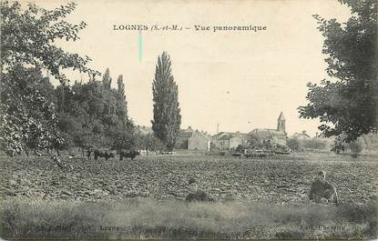 "CPA FRANCE 77 ""Lognes"""