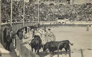 "30 Gard CARTE PHOTO FRANCE 30 ""Corrida"" / TAUREAU"