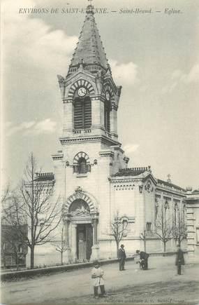 """.CPA FRANCE 42 """"St Héand, Eglise"""""""