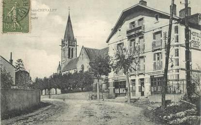 """.CPA FRANCE 42 """"St Just en Chevalet"""""""