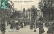 """36 Indre CPA FRANCE 36 """"Chateauroux, la Manufacture de Tabacs, Sortie des ouvrières"""""""