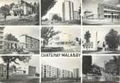 """92 Haut De Seine / CPSM FRANCE 92 """"Chatenay Malabry, divers acpects de la ville"""""""