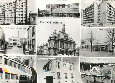 """/ CPSM FRANCE 92 """"Levallois Perret"""""""