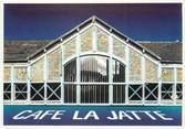 """92 Haut De Seine / CPSM FRANCE 92 """"Neuilly sur Seine, café la Jatte """""""