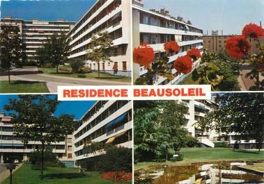 """/ CPSM FRANCE 92 """"Saint Cloud, résidence Beausoleil"""""""