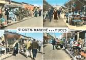 """93 Seine Saint Deni / CPSM FRANCE 93 """"Saint Ouen, marché aux puces"""""""