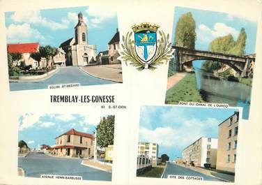 "/ CPSM FRANCE 93 ""Tremblay les Gonesse """