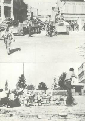 """/ CPSM FRANCE 94 """"40 ème anniversaire de la libération d'Arcueil """""""
