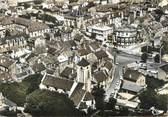 """94 Val De Marne / CPSM FRANCE 94 """"Champigny sur Marne, vue aérienne sur le centre"""""""