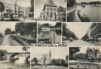 """/ CPSM FRANCE 94 """"Charenton le  Pont"""""""