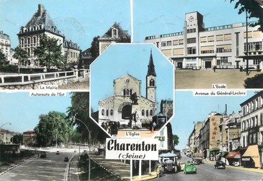 "/ CPSM FRANCE 94 ""Charenton"""