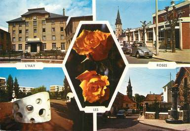 """/ CPSM FRANCE 94 """"Hay Les Roses"""""""