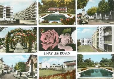 "/ CPSM FRANCE 94 ""L'Hay Les Roses"""