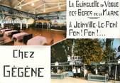 """94 Val De Marne / CPSM FRANCE 94 """"Joinville Le pont, chez Gegene"""""""