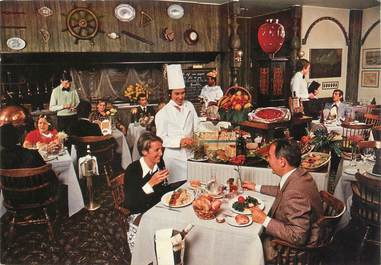 "/ CPSM FRANCE 94 ""Orly, restaurant la Louisiane"""