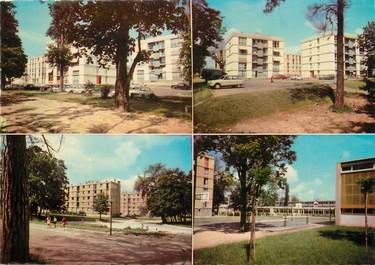 "/ CPSM FRANCE 94 ""Valenton, résidence la Lutèce"""