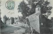 """89 Yonne CPA FRANCE 89 """"Avallon, La Petite Porte"""""""