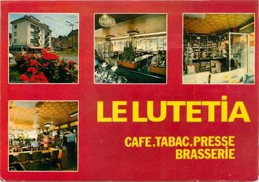 """/ CPSM FRANCE 95 """"Beaumont sur Oise, le Lutetia"""""""