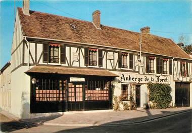 """/ CPSM FRANCE 95 """"Hameau de Baillon, auberge de la Forêt"""""""