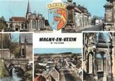 "95 Val D'oise / CPA FRANCE 95 ""Magny en  Vexin"""