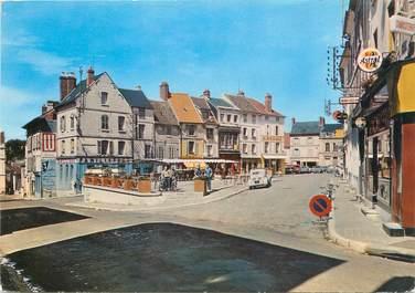 """/ CPA FRANCE 95 """"Magny en Vexin, place de la Halle """""""