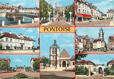 """/ CPA FRANCE 95 """"Pontoise """""""