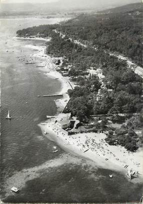 "/ CPA FRANCE 83 ""Beauvallon sur Mer, plage du Golfe Bleu"""