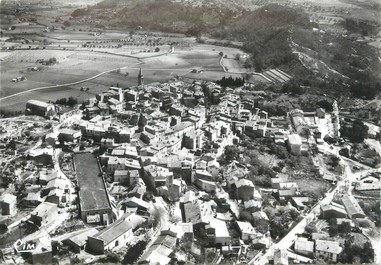 """/ CPA FRANCE 83 """"La Cadière d'Azur, vue générale aérienne"""""""