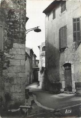 """/ CPA FRANCE 83 """"La Cadière d'Azur, une vieille rue"""""""