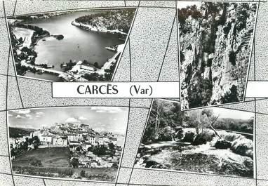 "/ CPA FRANCE 83 ""Carcès """