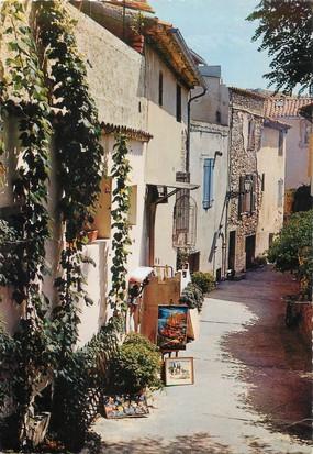 """/ CPA FRANCE 83 """"Le Castellet, vieille rue"""""""