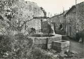 "83 Var / CPA FRANCE 83 ""Bormes, vieux puits, vieille rue"""