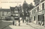 "77 Seine Et Marne CPA FRANCE 77 ""La Houssaye, la Poste"""