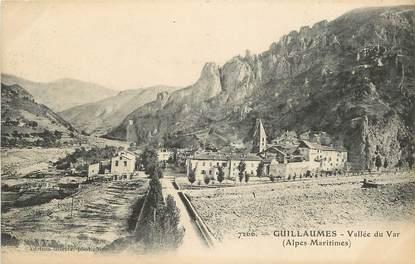 "CPA FRANCE 06 ""Guillaumes, vallée du Var"""