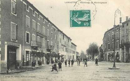 """.CPA  FRANCE 07 """"Lamastre, Faubourg de Montreyraud"""""""