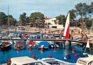 Cpsm france 83 boulouris le port de plaisance 83 - Liste des ports de plaisance en france ...