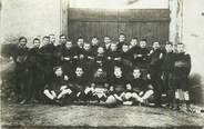 "07 Ardeche .CARTE PHOTO  FRANCE 07 ""Privas""/ RUGBY"
