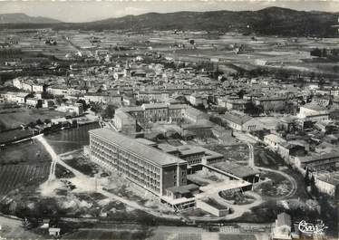 """/ CPSM FRANCE 83  """"Brignoles, le nouvel hôpital"""""""